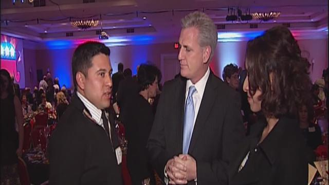 Many Republicans Attend Lincoln Day Dinner