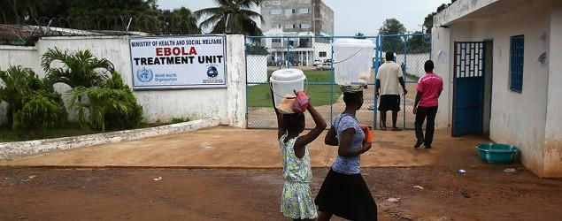 Ebola treatment trials to begin soon in Liberia