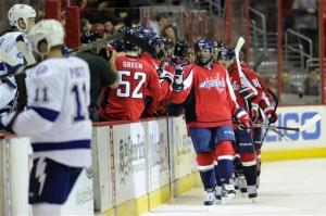 Ovechkin scores 2; Caps win 4-2 over Lightning