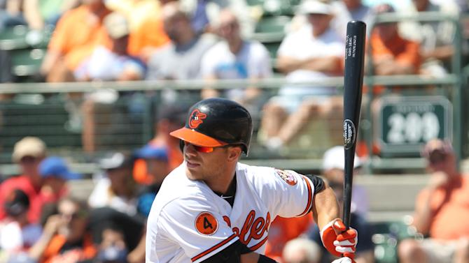 MLB: Spring Training-New York Mets at Baltimore Orioles