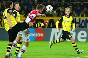 'Group of Death' permutations for Arsenal, Napoli and Dortmund