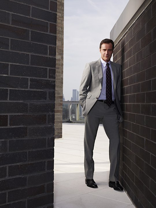 "Tim Dekay as Peter Burke in ""White Collar."""