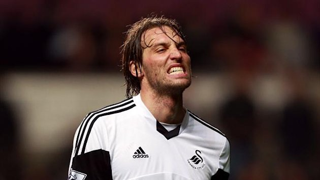 Swansea striker Michu (PA Photos)