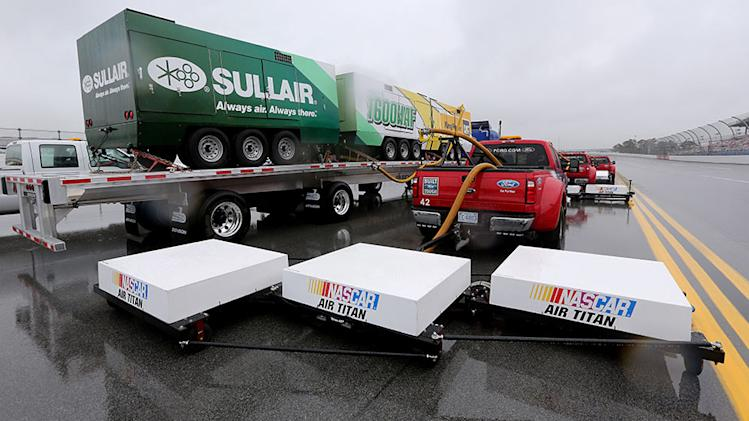 NASCAR Air Titan rises to occasion in Talladega