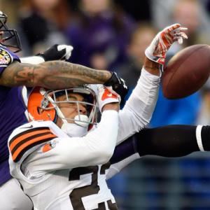 Week 17: Cleveland Browns vs. Baltimore Ravens highlights