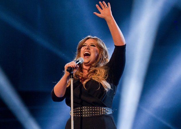Leanne Mitchell, The Voice UK tour