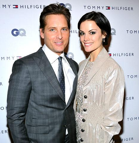 Peter Facinelli's Girlfriend Jaimie Alexander Opens Up About Relationship
