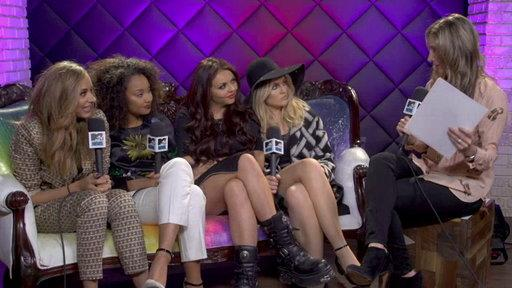 Little Mix Get Quized On All Things Little