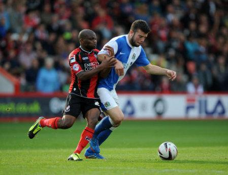 Soccer - Sky Bet Championship - AFC Bournemouth v Blackburn Rovers - Dean Court