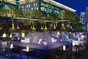 New Terrace at No.5 Lounge & Bar, The Ritz-Carlton, Dubai International Centre, Set to Become Dubai Hotspot