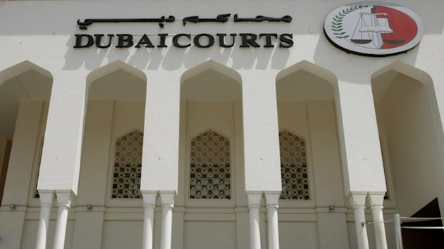 Dubai court house
