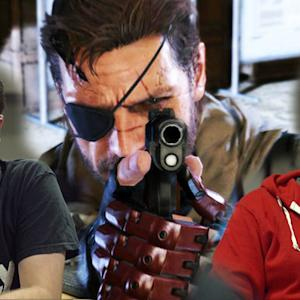 MGS V 20 Minute Gameplay is Lookin' Pretty Great