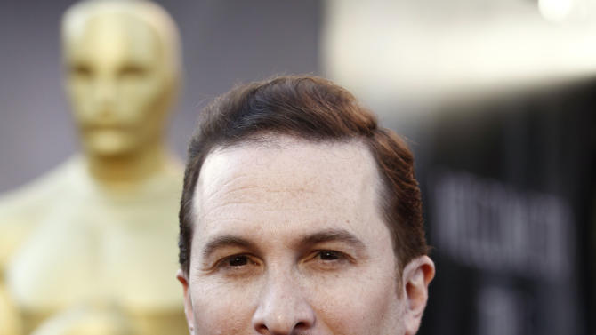 """FILE - In this Feb. 27, 2011 file photo, director Darren Aronofsky arrives before the 83rd Academy Awards in the Hollywood section of Los Angeles. Aronofsky will direct a music video from the new Metallica and Lou Reed album, """"Lulu.""""  (AP Photo/Matt Sayles, file)"""