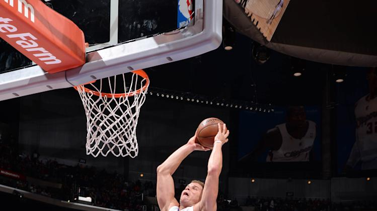Clippers beat Spurs 115-92 behind Griffin and Paul