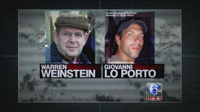 American, Italian hostages killed in US drone strike