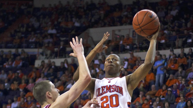NCAA Basketball: North Carolina State at Clemson