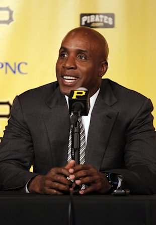 All-time home run leader Barry Bonds. (Charles LeClaire-USA TODAY Sports)