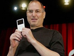 iphone5 capacity, Steve Jobs