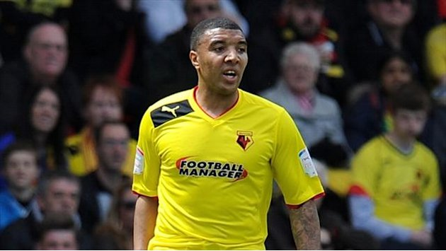 Football - Deeney hopes to repay the faith