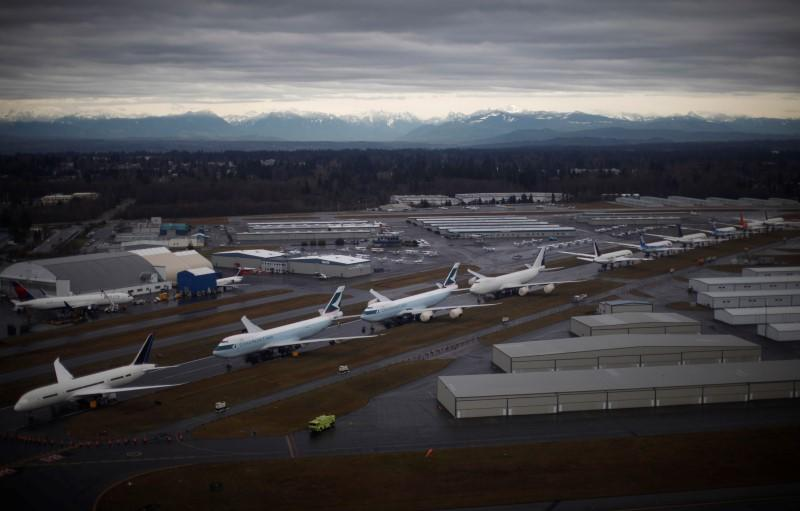 Boeing shares drop on accounting fears, competitive threats