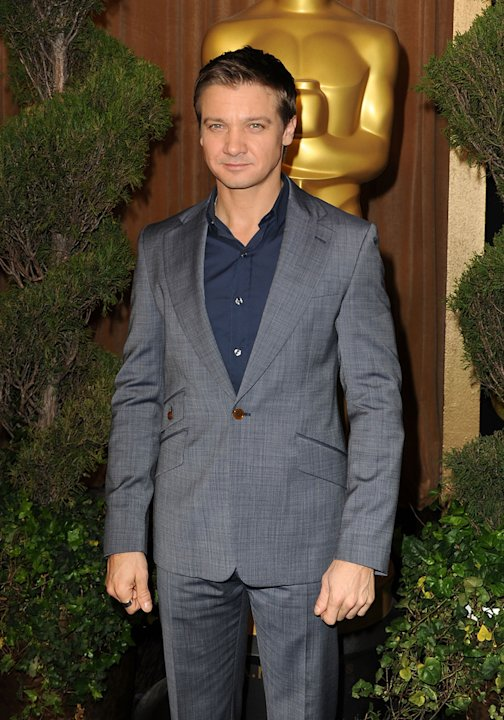 2011 Oscar Nominee Luncheon Jeremy Renner