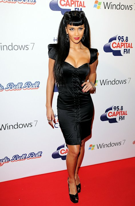 Jingle Bell Ball 2010 Day One - Arrivals