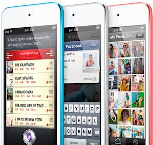 New iPod touch now hitting Apple Stores, preorders begin shipping
