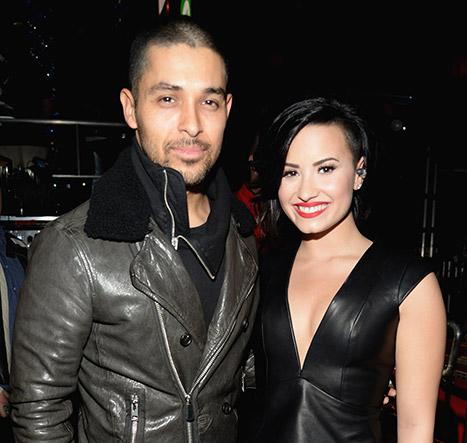 Demi Lovato, Ashton Kutcher, Mila Kunis Throw Wilmer Valderrama Surprise 35th Birthday Bash -- Get the Inside Details!