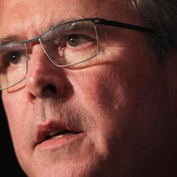 How An Off-The-Cuff Remark Shaped Jeb Bush's Economic Vision For The U.S.