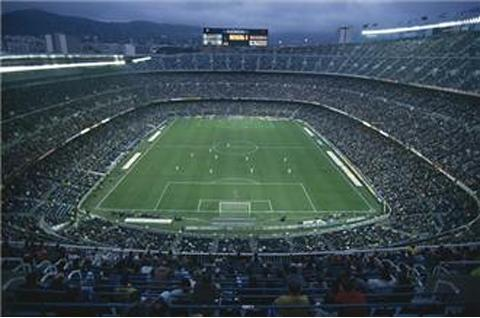 Barcelona may move away from Nou Camp