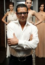 Designer Naeem Khan. Photo: Getty
