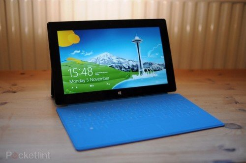 Microsoft Surface RT heads to UK high street: On sale at John Lewis this Friday . Microsoft, Windows 8, Windows RT, Microsoft Surface, John Lewis 0