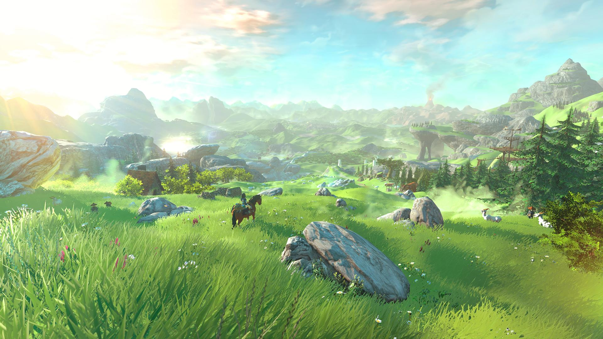 Miyamoto Discusses Scope of Legend of Zelda Wii U's Map, Mario Maker Online Sharing, and Star Fox