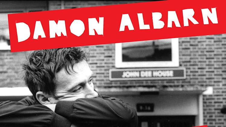 "In this CD cover released by EMI, the latest release by Damon Albarn, ""Dr Dee,"" is shown. (AP Photo/EMI)"