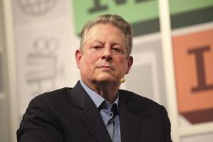 Former U.S. Vice President Al Gore speaks at the South by Southwest Interactive festival in Austin