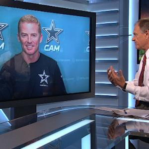 'Coaches Show': Dallas Cowboys head coach Jason Garrett on comeback win vs. the St. Louis Rams