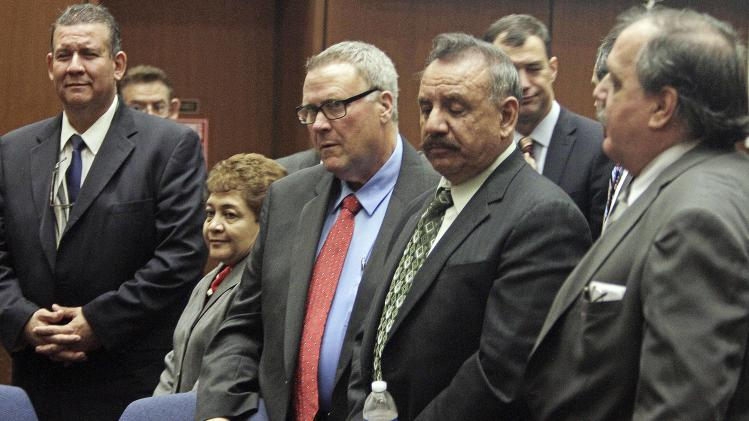 5 of 6 ex-officials convicted in Bell, CA, case