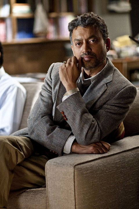 "Irrfan Khan in ""In Treatment."""