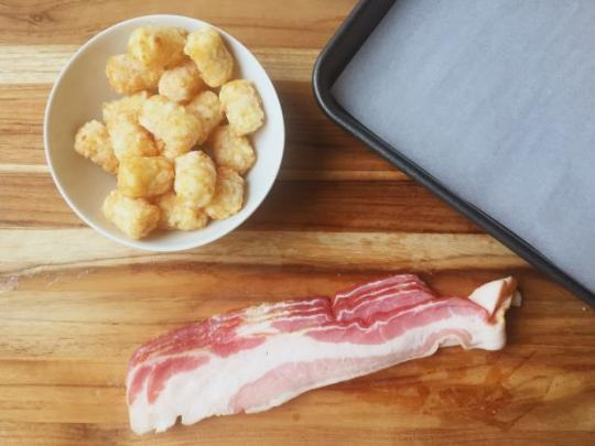 How to Make Bacon-Wrapped Tater Tots for the Big Game