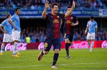 Giuly: Rijkaard made us see Messi was the future