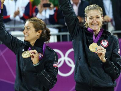 May-Treanor, Walsh win Olympic beach v'ball gold