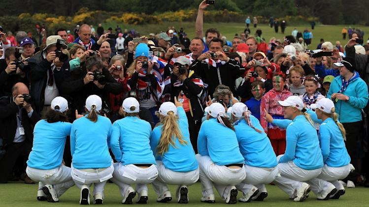 2012 Curtis Cup - Day Three