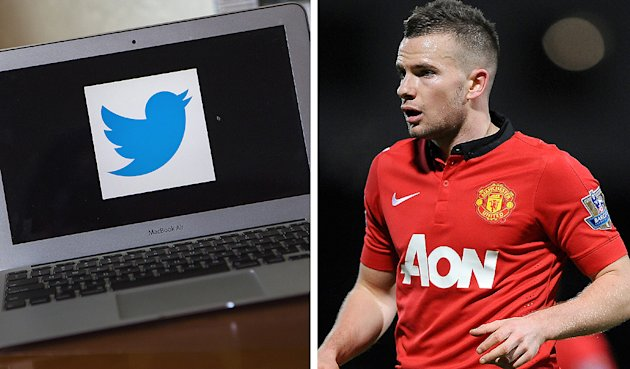 Manchester Uniteds Tom Cleverley closes his Twitter account after abuse
