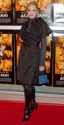 Sharon Stone at the Hollywood premiere of Universal Pictures' Alpha Dog