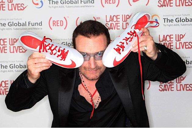 Bono AIDS Benefit