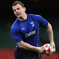 Matthew Rees, pictured, believes Wales can fill the void left by Adam Jones&#39; injury