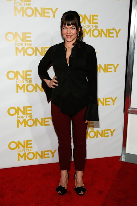 """One For The Money"" New York Premiere - Inside Arrivals"