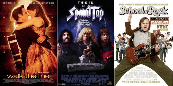 Weekend Rock Question: What Is the Greatest Rock Movie of All Time?