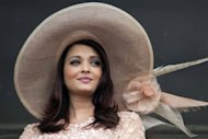 Indian Bollywood star Aishwarya Rai Bachchan, seen here in 2011, has been named as an ambassador by the United Nations AIDS agency and will be tasked with raising awareness to prevent HIV among children