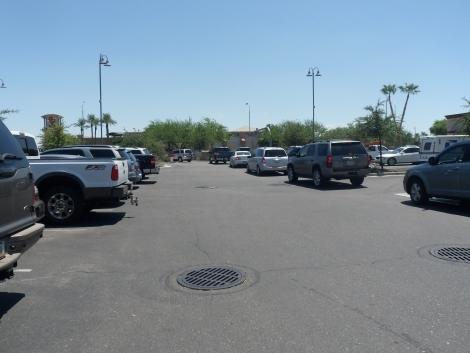 Chick-fil-A in Chandler, Ariz.: Long Lines, No Signs